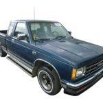 1989 Chevy S10 Specs