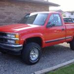 1989 Chevy Truck Specs