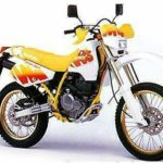 1990 Suzuki DR 250: технические характеристики