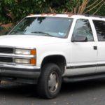 1991 Chevy K1500 Технические характеристики