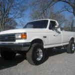 1991 Ford F-250 Specs