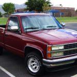 1992 Chevy Truck Specs