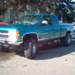 1994 Chevrolet Silverado Specs
