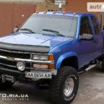 1995 Silverado K1500 Технические характеристики