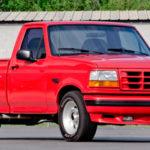 1996 Ford F-150 Технические характеристики