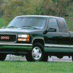 1997 GMC Sierra Specs
