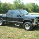 1998 Chevrolet Silverado Specs
