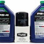 2001 Polaris 325 Oil Specs