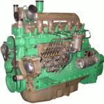 327 Технические характеристики двигателя