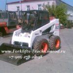 Bobcat 863 Технические характеристики