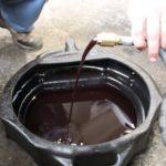 Бытовые применения для отработанного моторного масла