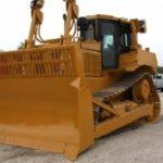 Caterpillar D-343 Технические характеристики