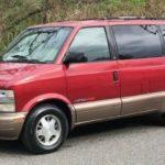 Chevy Astro Van Проблемы с передачей