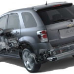 Chevy Equinox Fluid Specs 2006