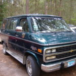 Chevy Van Specs 1984 года