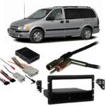 Chevy Venture & Проблемы с передачей