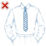 Что делает верхний или нижний галстук?