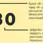 Что означают номера масла?