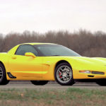 Corvette C5 Характеристики лошадиных сил