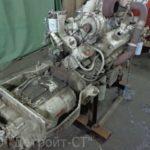 Детройт Дизель Серии 6V92 Технические характеристики двигателя