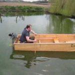 DIY лодочные сиденья