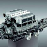Факты об автомобиле Двигатель
