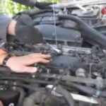 Ford Ranger 3.0 Снятие топливных форсунок