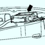 Где находится модуль трансмиссии Audi A?