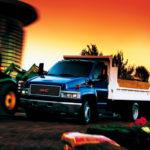 GMC TopKick C4500 Технические характеристики