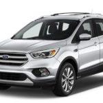 Грузовые спецификации для Ford Escape