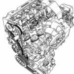 Характеристики крутящего момента для болтов коромысла для 3,1-литрового Chevy V-6