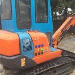 Hitachi Excavator EX30 Технические характеристики