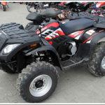 Honda 300 ATV Технические характеристики