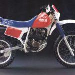 Honda XR 200 Технические характеристики