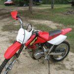 Honda XR100R Технические характеристики