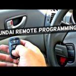Hyundai Sonata 2006: как запрограммировать пульт дистанционного управления