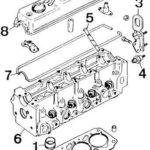 Идентификация головки цилиндра Ford 302