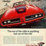 Информация о 383 двигателях Dodge