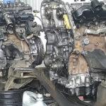 Информация о замене двигателя Ford