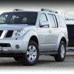 Инструкции о том, как использовать полный привод на Nissan Pathfinder