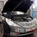 Инструкции по замене масла Hyundai Sonata