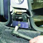 Инструкция по ремонту втягивающего ремня безопасности