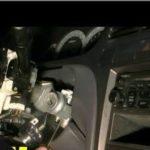 Инструкция по замене выключателя зажигания Buick