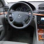 Как активировать Bluetooth-соединение в Mercedes E 350 2007 года