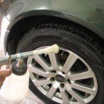 Как чистить магниевые колеса