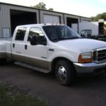 Как читать коды проверки двигателя на 6-литровом дизельном грузовике Ford F-350