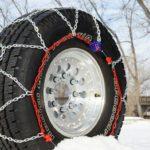 Как цепочки снега влияют на качество езды?