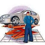 Как диагностировать неисправность автомобиля: шлифовка переднего конца