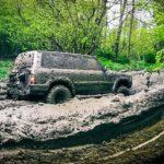 Как использовать 4WD в транспортных средствах