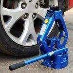 Как использовать гидравлические автомобильные домкраты